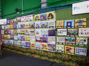 The Festival of Quilts 2019 Birmingham, Anglia